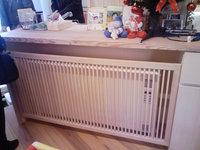 蓄熱機の柵