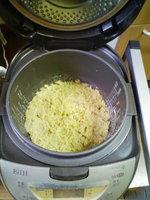 炊飯器にポン