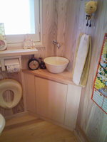 トイレのコーナー
