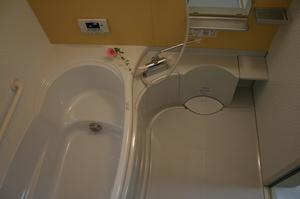 Y様邸のお風呂
