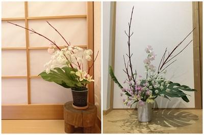 プチ生け花教室