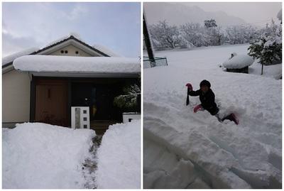 丹波市の大雪