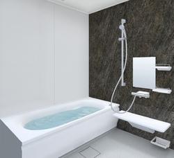 お風呂の完成イメージ