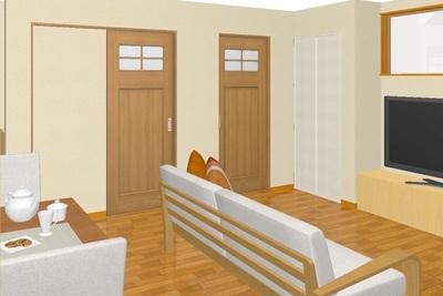 玄関クローク、ファミリー玄関、内玄関
